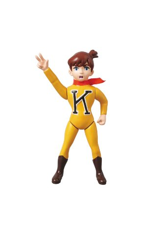 Ken Izumi Vinyl Collectible Dolls (188) Chargeman Ken! - Medicom Toy