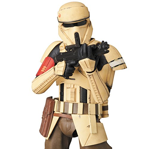 Scarif Stormtrooper Mafex (No.046) Rogue One: A Star Wars Story - Medicom Toy