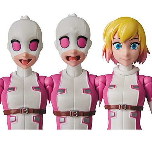 Mafex (No.071) The Unbelievable Gwenpool - Medicom Toy
