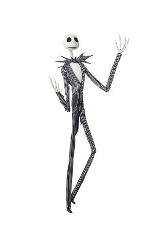 Jack Skellington 1/1 Miracle Action Figure (#45) The Nightmare Before Christmas - Medicom Toy