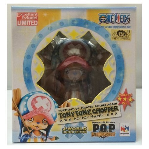Tony Tony Chopper 1/8 One Piece J-World - MegaHouse