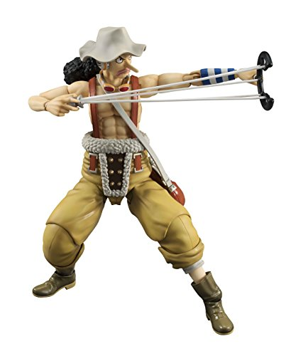 Usopp Variable Action Heroes One Piece - MegaHouse