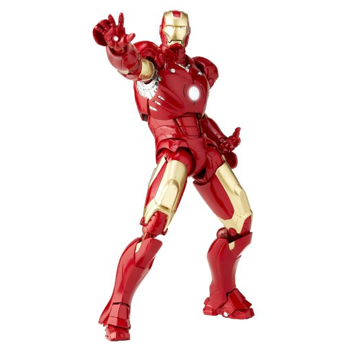 Iron Man Mark III Revoltech SFX Iron Man - Kaiyodo