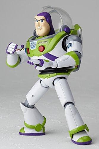 Buzz Lightyear Green Army Men Legacy of Revoltech (LR-046) Revoltech SFX (#011) Toy Story - Kaiyodo