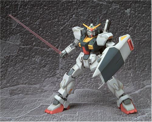 RX-178 Gundam Mk-II (AEUG Colors version) Extended Mobile Suit in Action!! Kidou Senshi Z Gundam - Bandai