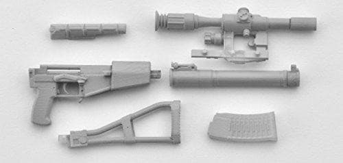 AS VAL - 1/12 scale - Little Armory (LA 042) - Tomytec