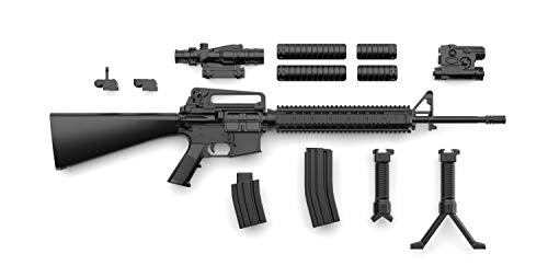 M16A4 - 1/12 scale - Little Armory (LA056) - Tomytec