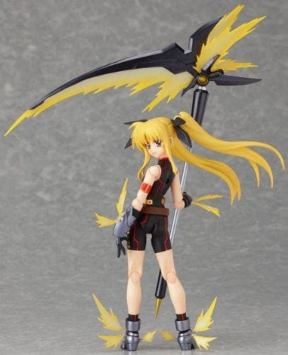 Fate Testarossa Figma (#163) Mahou Shoujo Lyrical Nanoha The Movie 2nd A's - Max Factory