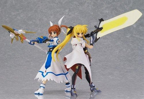 Fate Testarossa Figma (#186) Mahou Shoujo Lyrical Nanoha The Movie 2nd A's - Max Factory