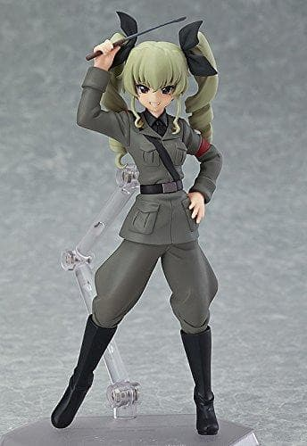 Anchovy figFIX (#005) Girls und Panzer - Max Factory