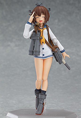 Yukikaze Figma (#258) Kantai Collection ~Kan Colle~ - Max Factory