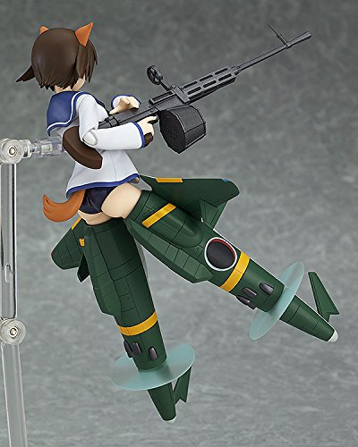 Miyafuji Yoshika Figma (#275) Strike Witches Movie - Max Factory