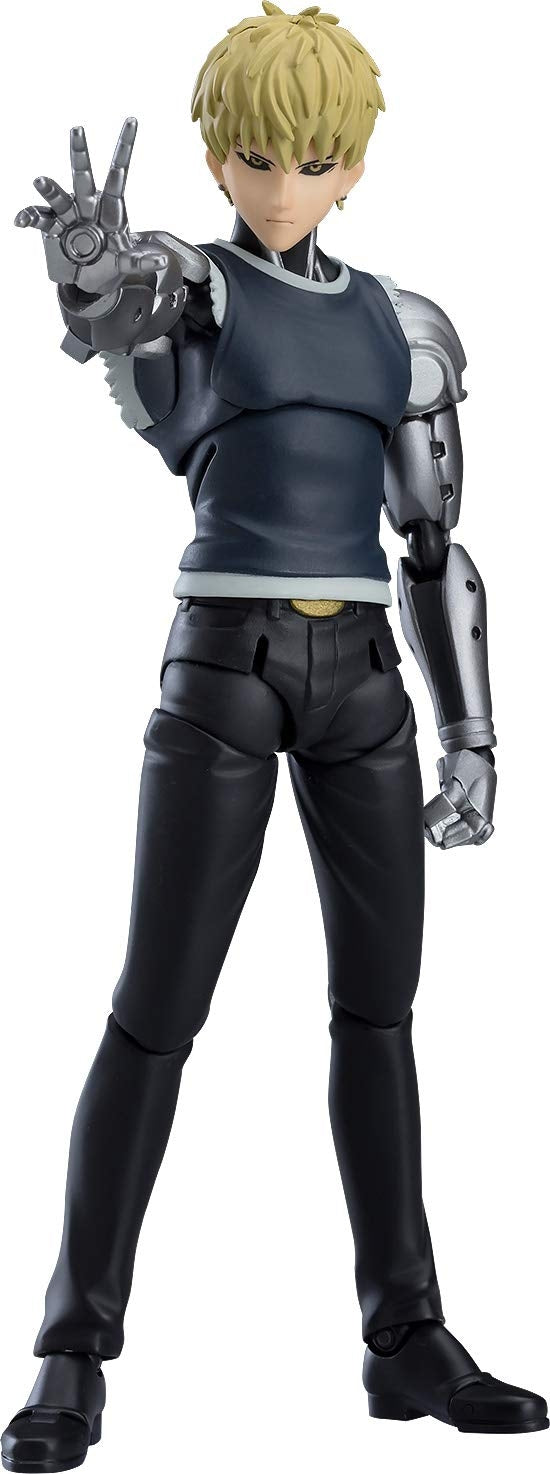 One Punch Man - Genos - Figma #455 (Max Factory)