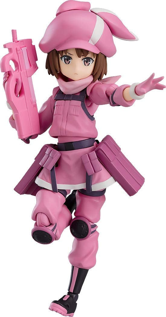 Sword Art Online Alternative Gun Gale Online - LLENN - Figma #459 (Max Factory)