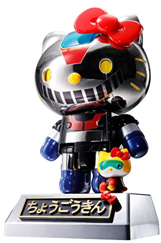 Hello Kitty Chogokin Mazinger Z color Hello Kitty - Bandai