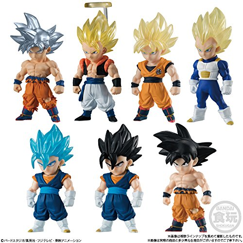 LEGEND OF GOKU&VEGETA Set Bandai Shokugan Dragon Ball Super - Bandai