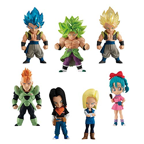 Set Bandai Shokugan Dragon Ball - Bandai