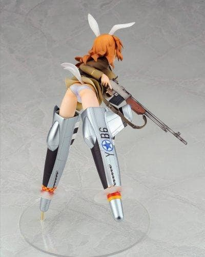 Charlotte E Yeager 1/8 Strike Witches - Alter