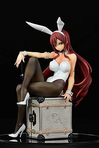 Erza Scarlet (Bunny Girl_Style, Type White version) - 1/6 scale - Fairy Tail - Orca Toys