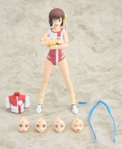 Takaya Noriko Gutto-Kuru Figure Collection Top o Nerae! - CM's Corporation