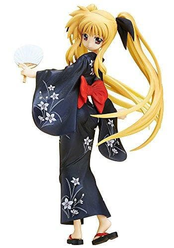 Fate Testarossa 1/8 Mahou Shoujo Lyrical Nanoha The Movie 2nd A's Yukata vers.- FREEing