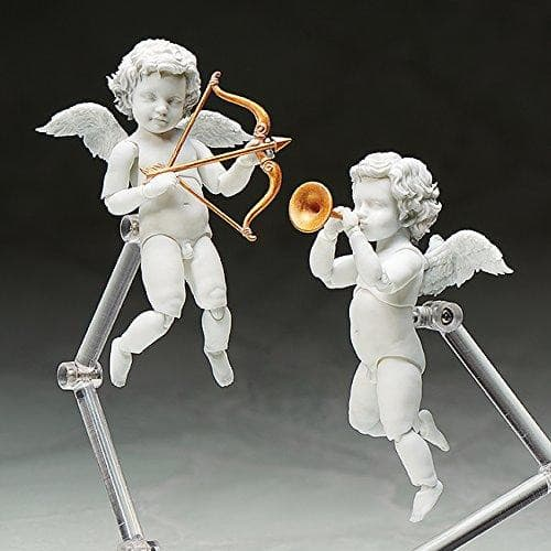 Falconet Angel Statues Figma The Table Museum - FREEing