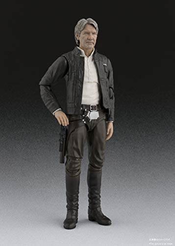 BANDAI S.H.Figuarts Star Wars Han Solo The Force Awakens