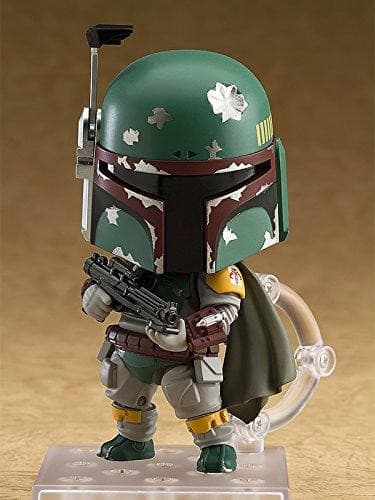 Boba Fett Han Solo (Star Wars Episode 5 - The Empire Strikes Back version) Nendoroid (#706) Star Wars - Good Smile Company