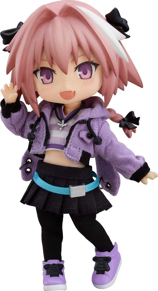 "Fate/Apocrypha - Nendoroid Doll  Rider of ""Black"" Astolfo Casual Ver. (Good Smile Company)"