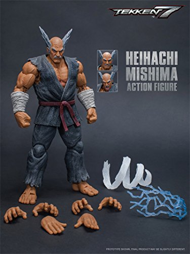 Mishima Heihachi (Special Edition version) - 1/10 scale - Tekken 7