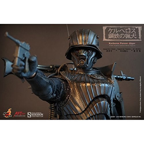 Protect Gear - 1/6 scale - Artist Collection Kerberos Panzer Jäger - Hot Toys