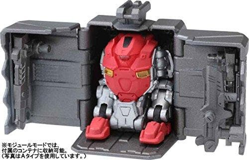 DA-02 Powered System Set A Type, Diaclone - Takara Tomy