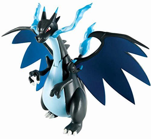 Lizardon (Mega Lizardon X version) Battle Action Figure Pocket Monsters XY & Z - Takara Tomy