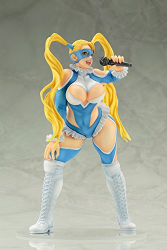 Rainbow Mika 1/7  Street Fighter - Kotobukiya