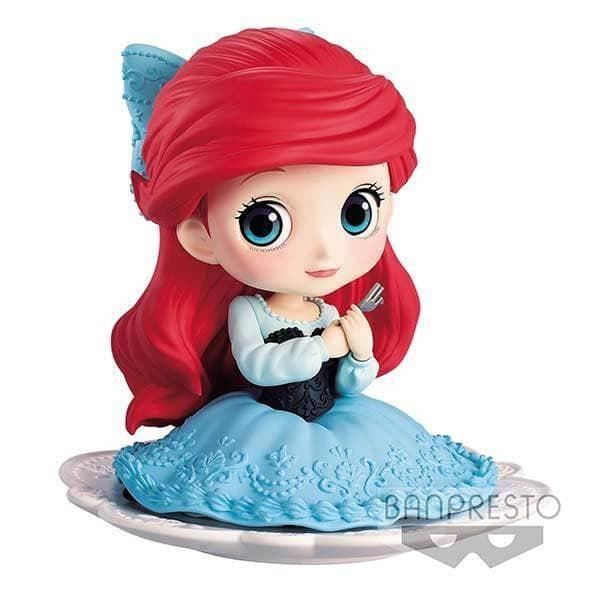 Ariel  Q Posket Sugirly special version Disney Characters The Little Mermaid - Banpresto