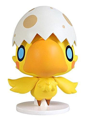 Chocobo Static Arts Mini Chick World of Final Fantasy - Square Enix