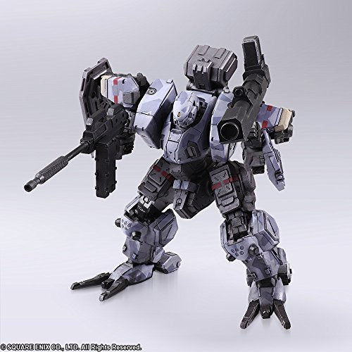 Zenith (City Camouflage ver. version) Wander Arts Front Mission 1st - Square Enix