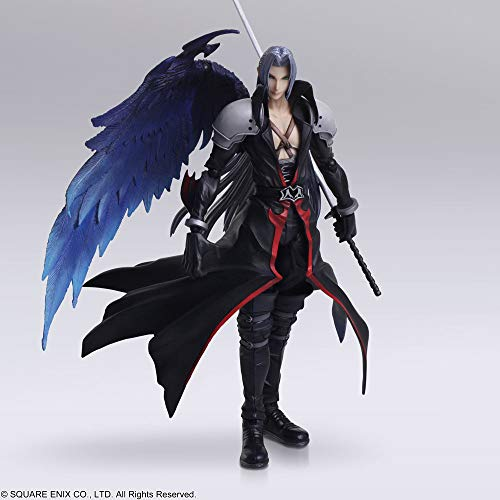 Sephiroth (Another Form Ver.) Bring Arts Final Fantasy VII - Square Enix
