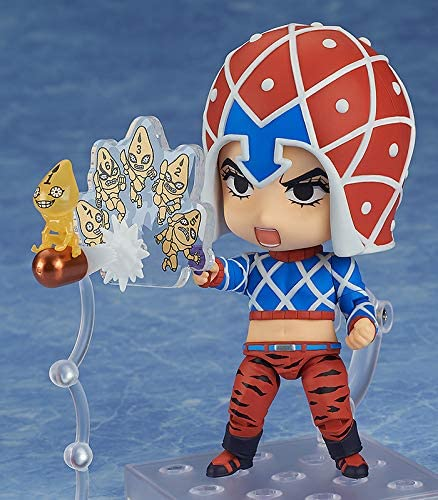 oJo's Bizarre Adventure Golden Wind - Nendoroid#1356 Guido Mista (Good Smile Company, Medicos Entertainment)