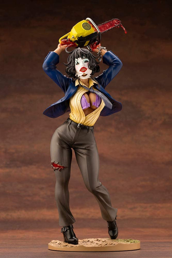 The Texas Chainsaw Massacre - HORROR Bishoujo Leatherface Chainsaw Dance (Kotobukiya)
