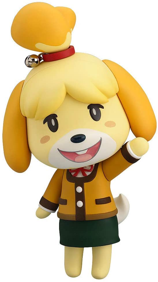 [Resale]Animal Crossing: New Leaf - Nendoroid#386 Shizue/Isabelle Winter Ver. (Good Smile Company)