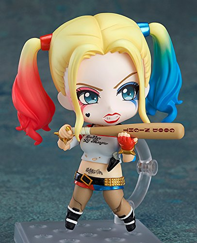 Suicide Squad - Harley Quinn - Nendoroid #672 - Suicide Edition (Good Smile Company)