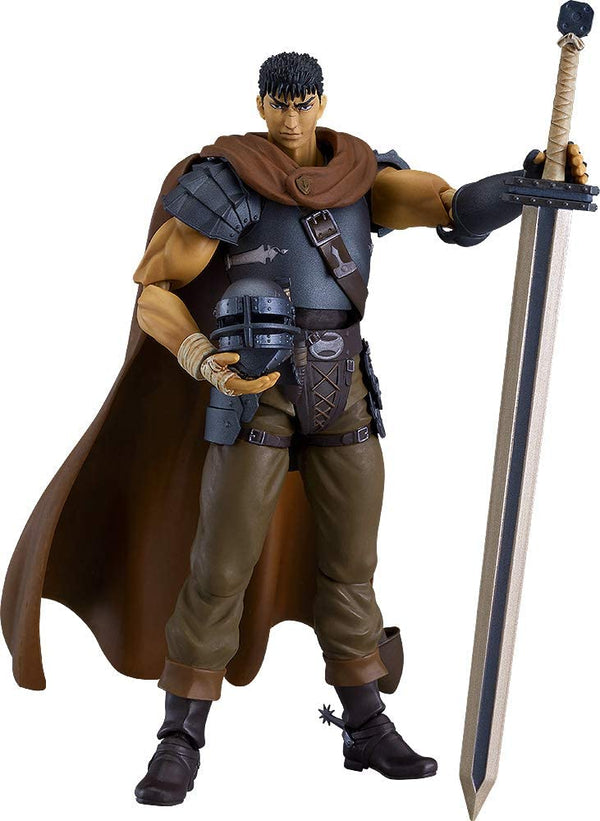 """Berserk: Golden Age Arc"" figma#501 Guts Band of the Hawk Ver. Repaint Edition (Good Smile Company)"