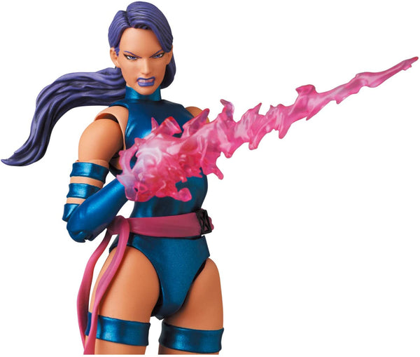 X-Men - Mafex No.141 Psylocke Comic Ver. (Medicom Toy)