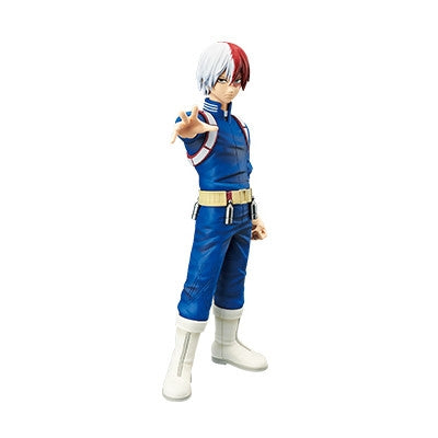 Todoroki Shouto-Boku no Hero Academia DXF Figure No.3 - DXF Figure (Banpresto)