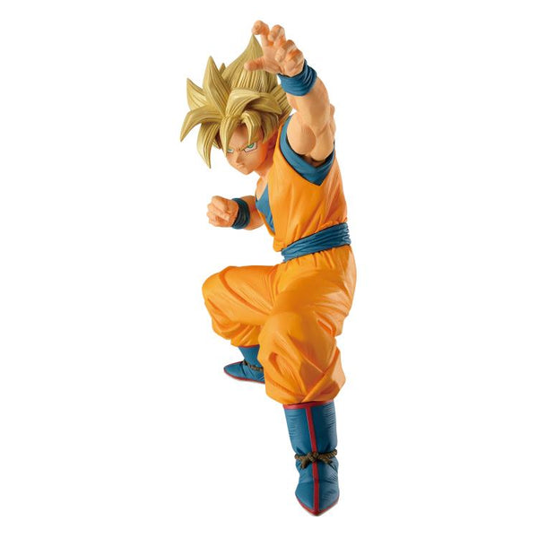 """Dragon Ball Super"" Super Zenkai Solid Vol.1 Super Saiyan Son Goku (Banpresto)"