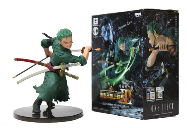 Roronoa Zoro SCultures Figure Colosseum 3 vol.1 One Piece
