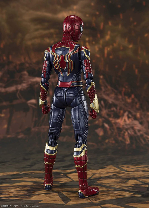 Avengers: Endgame - S.H.Figuarts Iron Spider Final Battle Edition (Bandai Spirits)