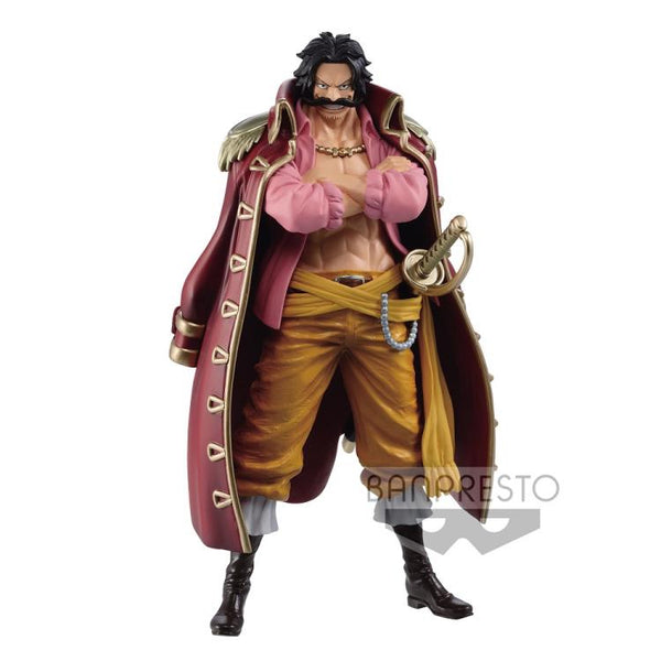 """One Piece"" DXF The Grandline Men WanoKuni Vol.12 Gol D. Roger (Banpresto)"