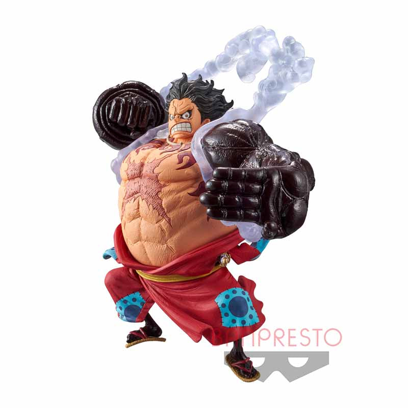 One Piece King Of Artist The Monkey D Luffy Gear 4 Wanokuni Banda Ninoma This is based on only 2 reasons: one piece king of artist the monkey d luffy gear 4 wanokuni bandai spirits